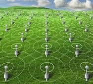 پروتکل خوشهبندی انرژی - کارآمد در ارتباطات درون و ميان خوشهای